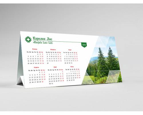 Календарь настольный «Домик» без блока