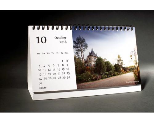 Календарь настольный «Домик» индивидуальный