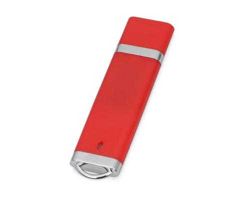 Флешка пластиковая USB-флешка на 16 Гб «Орландо» полноцветная печать + белый с двух сторон