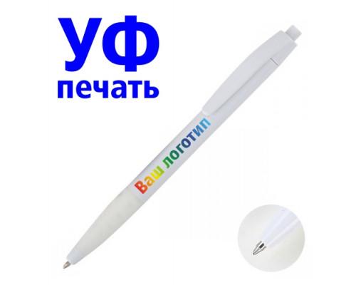 Ручка с Логотипом (белая)